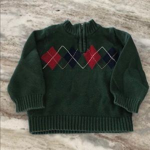 24 month sweater